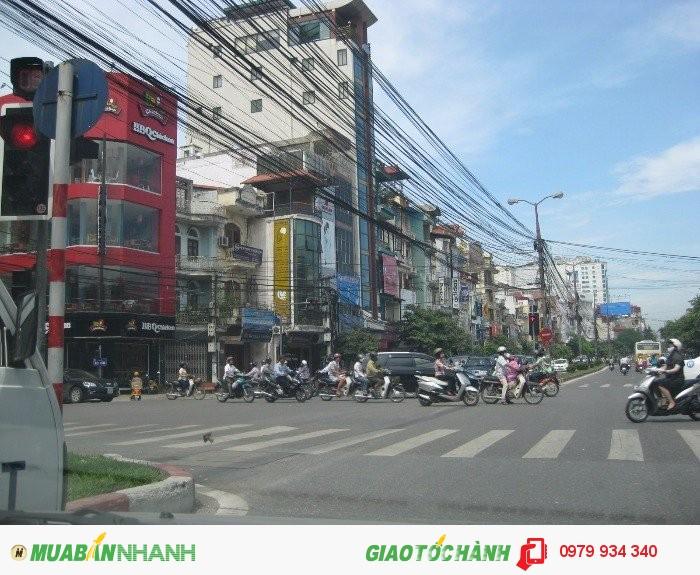 Siêu phẩm Mặt phố Kim Mã, Ba Đình, 200m2, mặt tiền 10m, 61 tỷ
