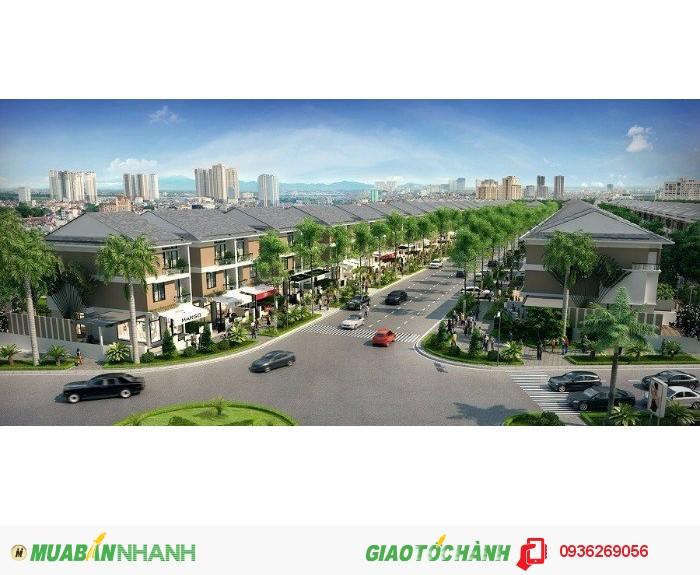 Biệt Thự An Phú Shop Villa được Tập Đoàn Nam Cường tiếp tục giới, thuộc khu đô thị Dương Nội – Nam Cường.