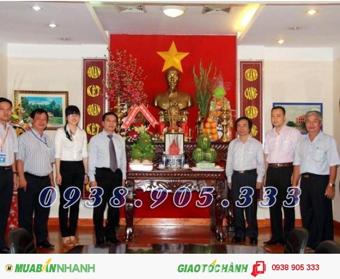 Tượng bác Hồ bán thân cao 70cm.hàng có sẵn bán với giá rẻ nhất Sài Gòn1