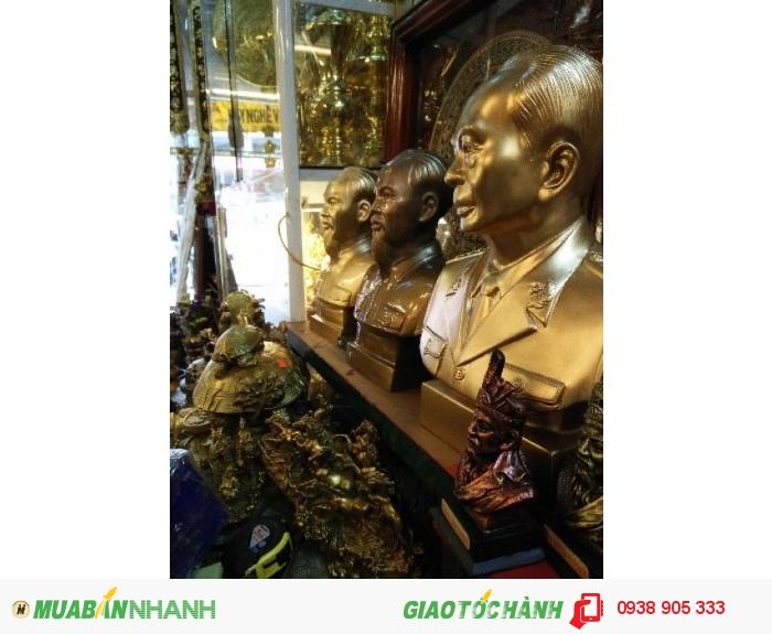 Tượng bác Hồ bán thân cao 70cm.hàng có sẵn bán với giá rẻ nhất Sài Gòn2