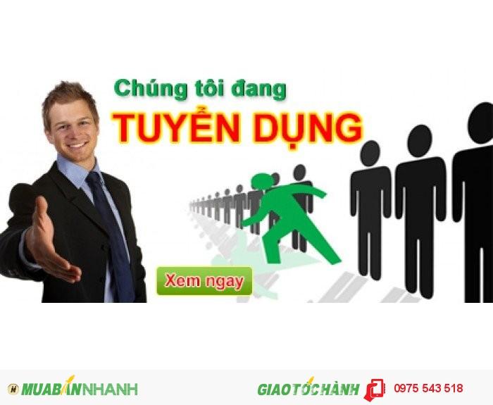 Công ty XNK OTO Đại Đô Thành tuyển dụng nhân viên kinh doanh,nv văn phòng