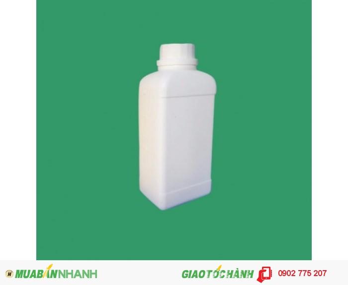 Chai nhựa hdpe 500ml, chai nhựa đựng hóa chất1
