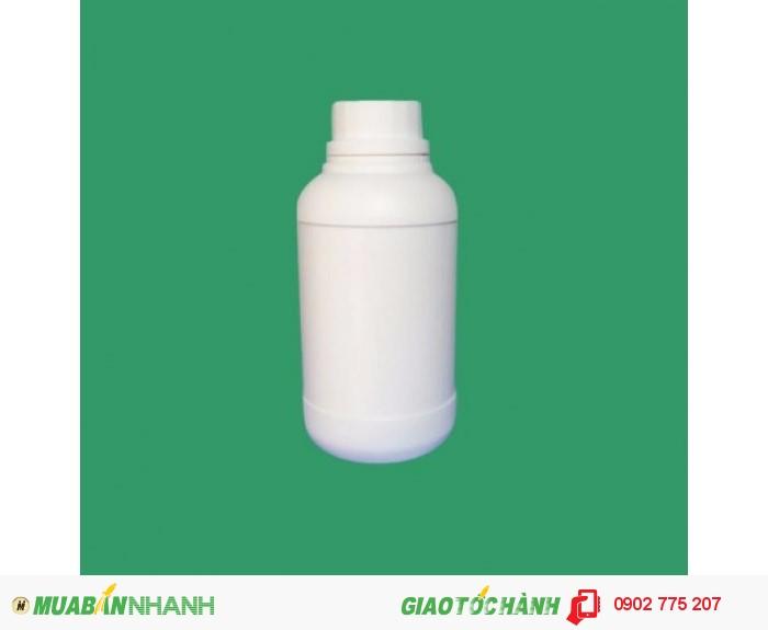 Chai nhựa hdpe 500ml, chai nhựa đựng hóa chất2