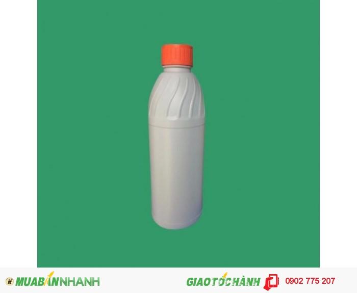 Chai nhựa 1 lít đựng phân bón1
