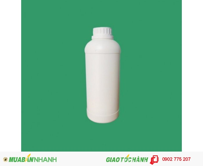 Chai nhựa 1 lít tròn, chai nhựa 1 lít vuông, hình chữ nhật3