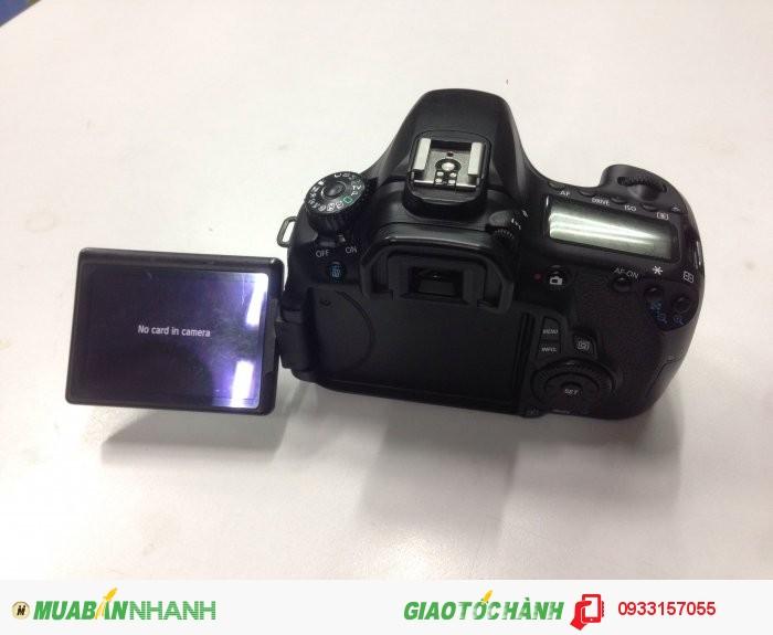 Canon 60d body 90%1