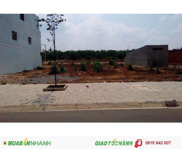 Bán đất nền dự án KDC Hưng Thuận ngay trung tâm huyện Trảng Bom
