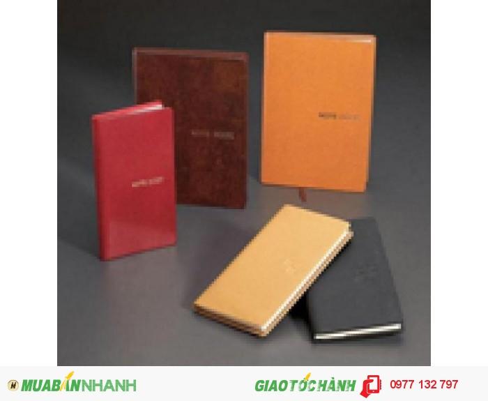 Chuyên in ấn sổ tay, sổ note, sản xuất sổ da, giả da, lịch độc quyền,  tờ rơi, brochure, 2