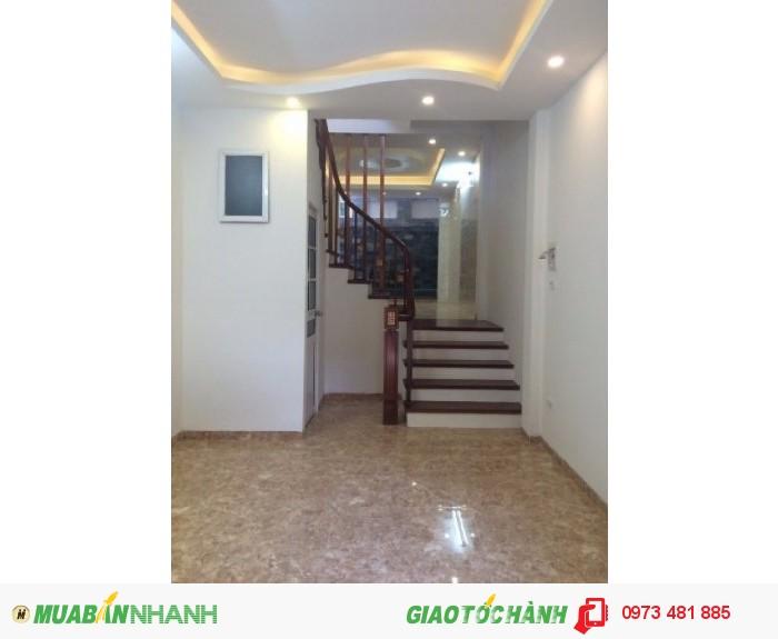 Bán nhà đầy đủ nội thất 55m2 x5T giá 5,2 tỷ Hoàng Hoa Thám Ngọc Hà Ba Đình