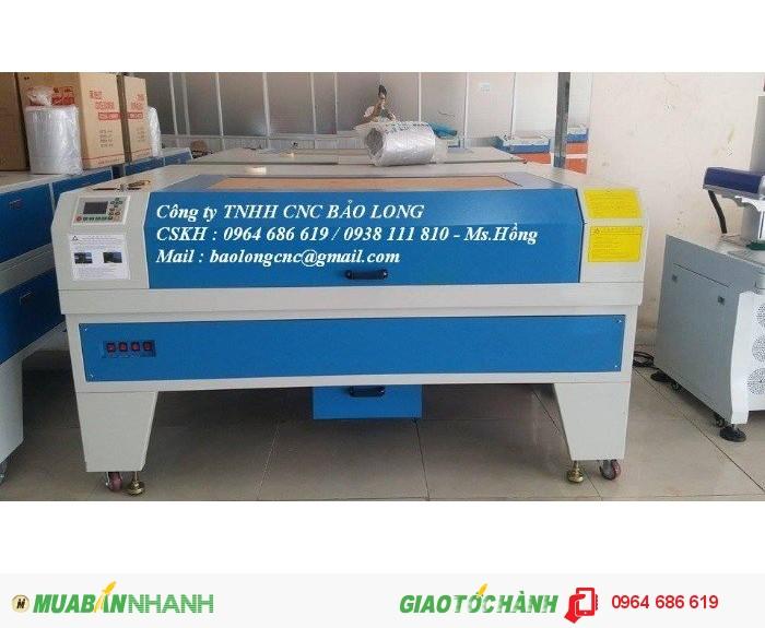 Máy cắt laser 1390 cắt vải, máy laser cắt quảng cáo 1390 nhập khẩu