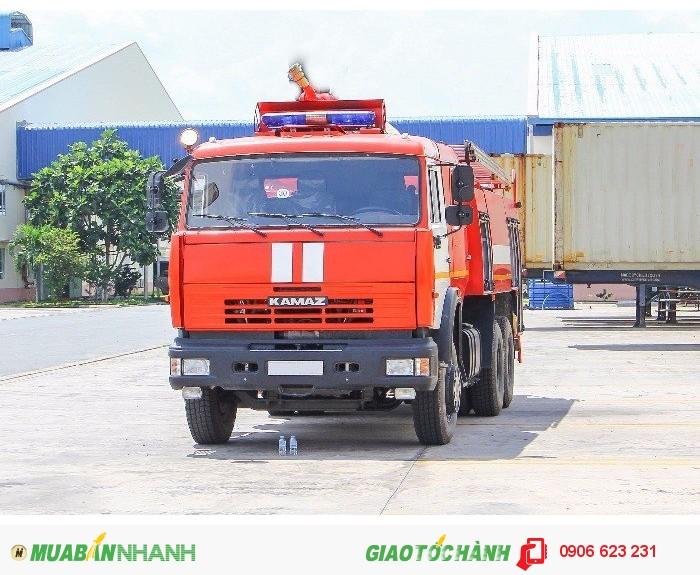 Xe cứu hỏa Kamaz  mới 100% | Xe chữa cháy Kamaz | Xe cứu hoả