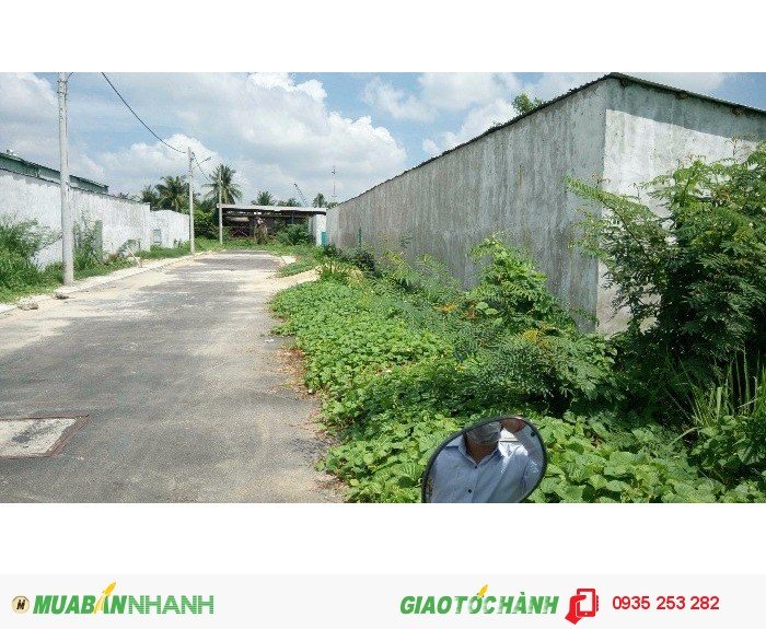 Bán Đất Gần Chợ An Phú Đông Đường Vườn Lài 720tr/lô