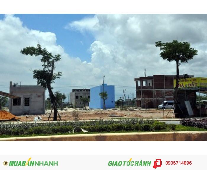 Đất nền Khu đô thị Nam Cầu Nguyễn Tri Phương Cẩm Lệ Đà Nẵng