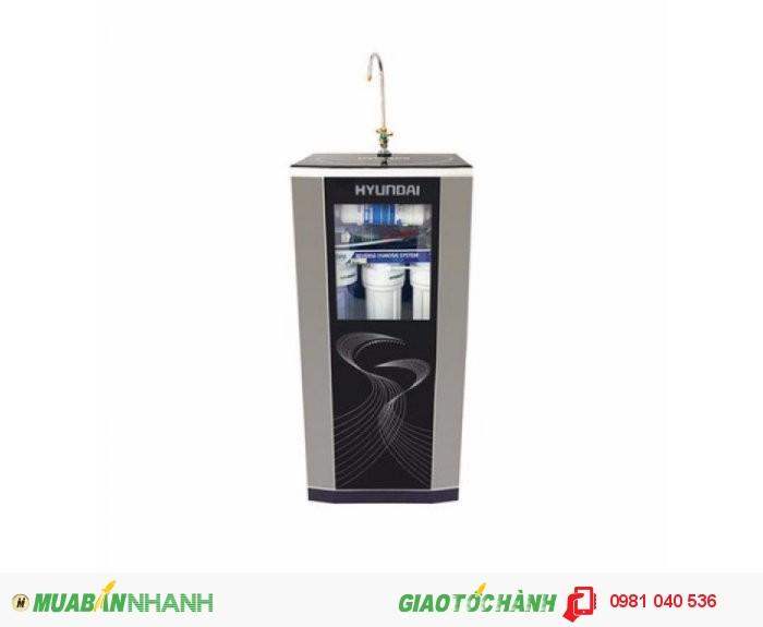 Xả hàng máy lọc nước Hyundai Hàn Quốc