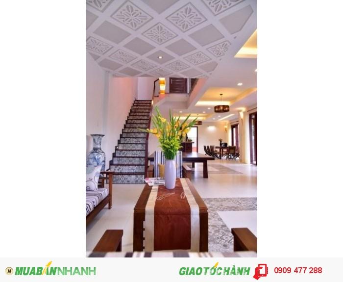 Cần bán nhà phố O21 KDC Him Lam Kênh Tẻ, 1 hầm 1 trệt 4 lầu mặt tiền đường 35m