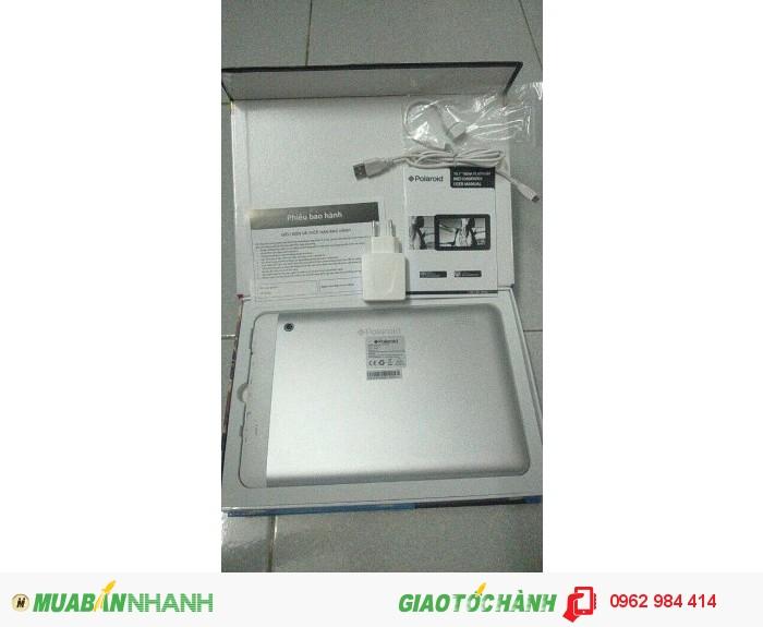 Máy tính bảng polaroid 10'1 inch fullbox