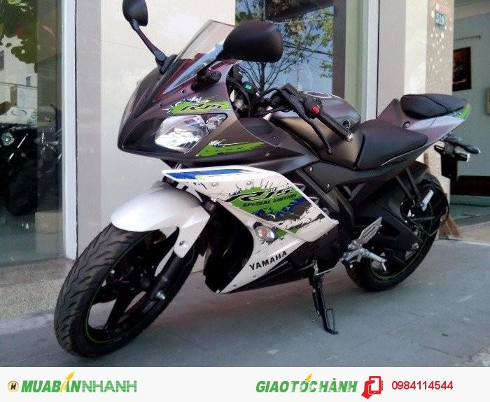 ĐÀ NẴNG Bán Yamaha R15 V2.0 2016