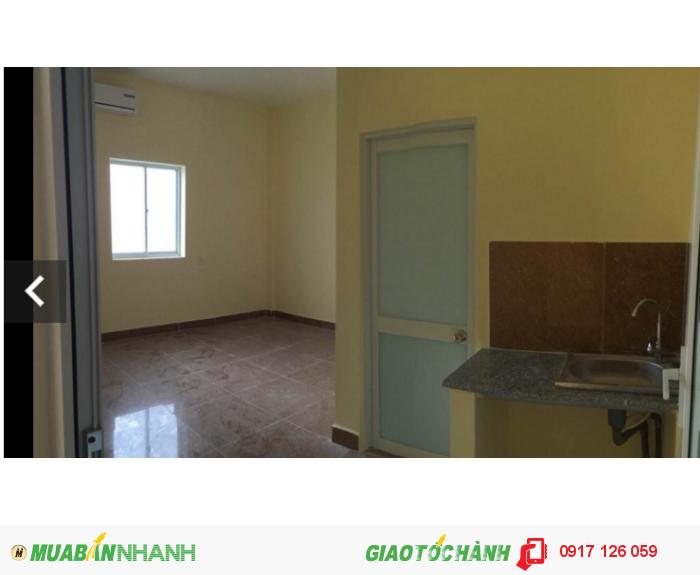 Cho thuê căn hộ dịch vụ cao cấp trung tâm quận 7, mới xây, sạch đẹp, bảo vệ 24/7, giá từ 3.5 tr/tháng