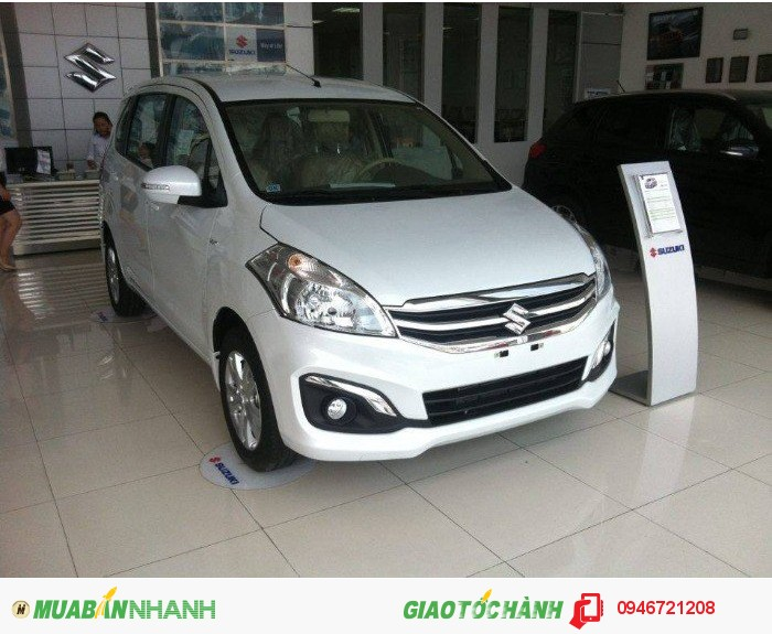 Hỗ trợ cực kỳ lớn khi mua xe Suzuki Ertiga 2016