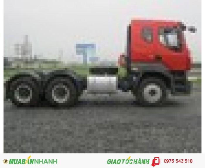 Đại lý bán xe đầu kéo Kamaz 54115, 2 cầu, 27 tấn, giá rẻ,giao ngay 1