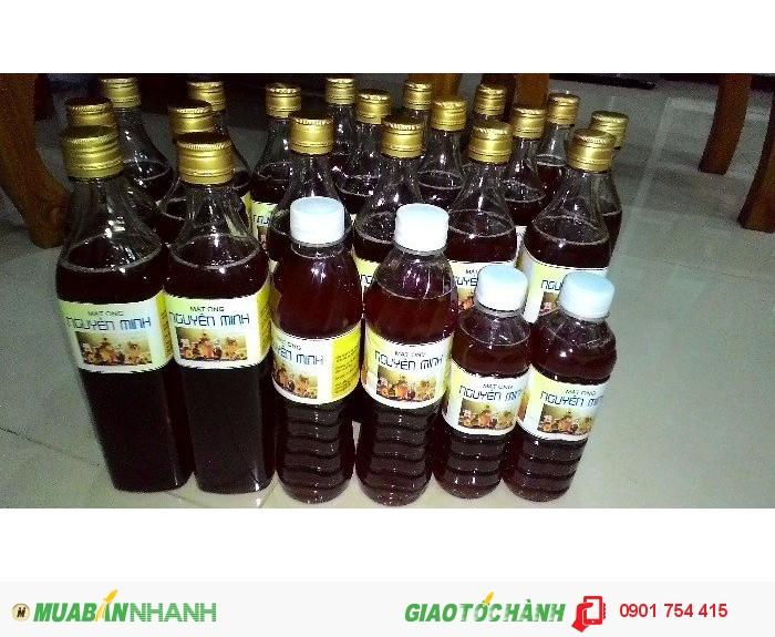 Mật ong Nguyen Minh - sức khỏe thiên nhiên2