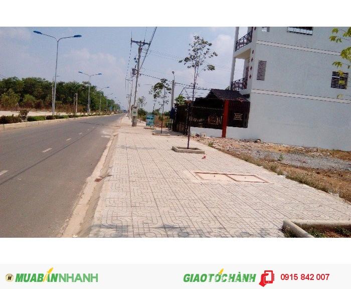 Cần bán lô đất mặt tiền Lý Nam đế ngay trung tâm huyện Trảng Bom