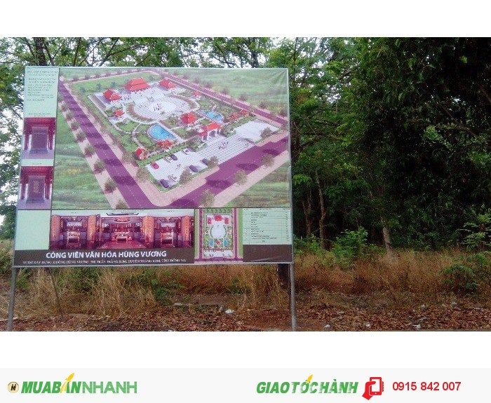 Càn bán đất KDC Vũ Hoàng Anh ngay trung tâm huyện Trảng Bom