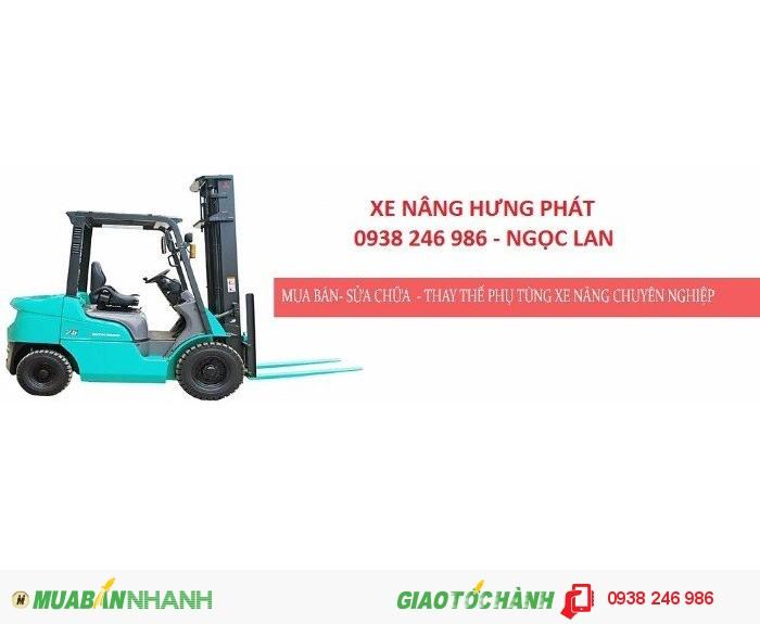 Bảo dưỡng, Sửa xe nâng hàng cơ động  toàn quốc giá rẻ