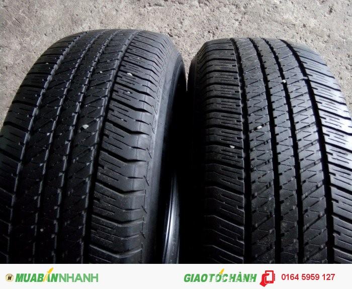 Lốp ôtô 265/65/17 Bridgestone theo xe futuner