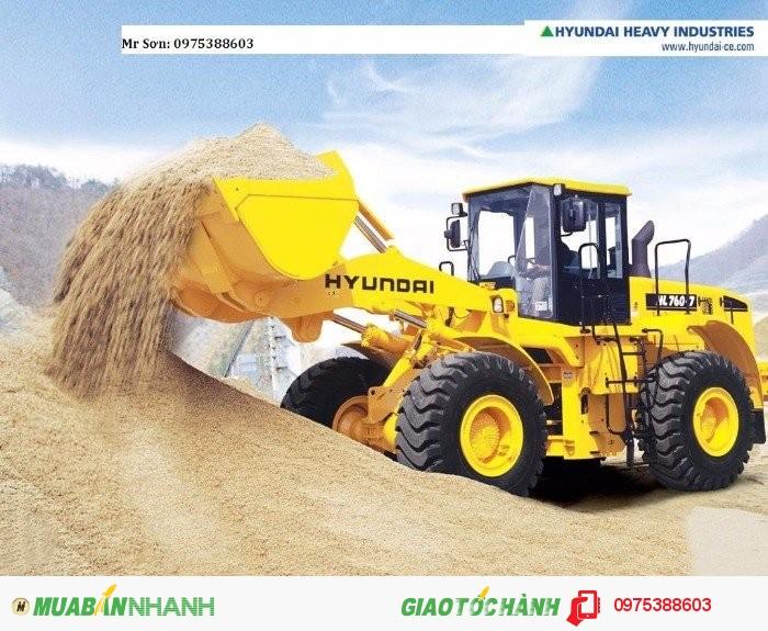Xúc lật bánh lốp HYUNDAI HL770-9S và HL760-9S và HL740-9S VÀ HL730-9S 0
