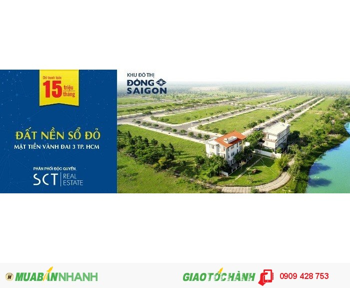 Cầu quận 9 sắp khởi công kết nối Vành Đai 3 - Đất Đông Sài Gòn, 648 tr/ 114m2