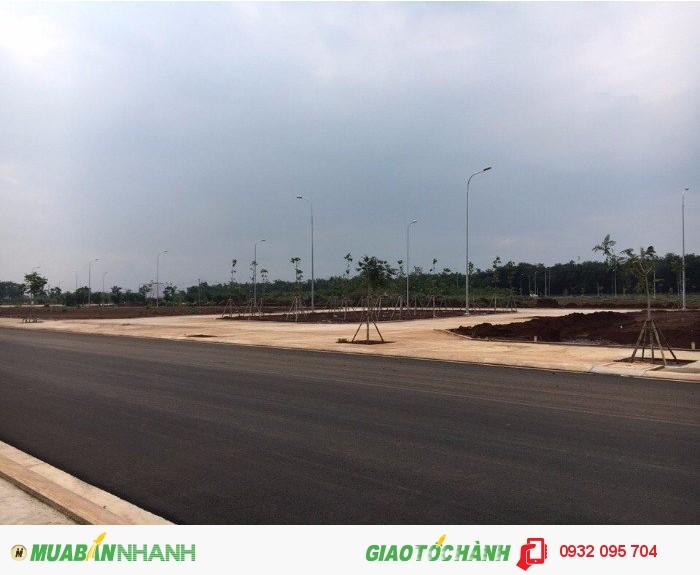 Bán Dầu Giây Center City 2 mặt tiền QL1A thích hợp cho đầu tư sinh lợi, xây trọ kinh doanh giá 330tr