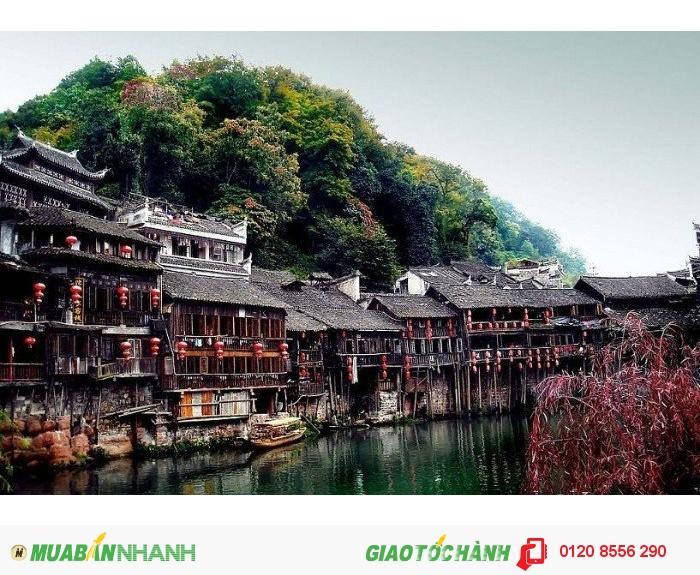 Du lịch Nam Ninh - Trương Gia Giới - Thiên Môn Sơn - Phượng Hoàng Cổ Trấn 6 ngày