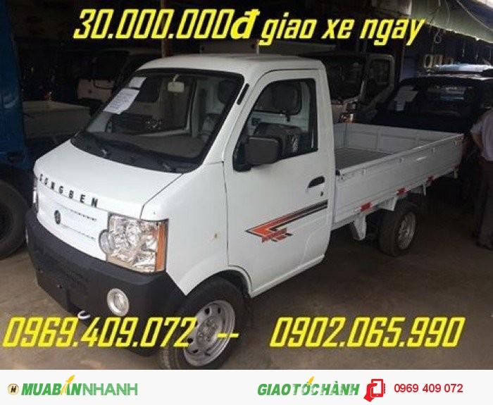 Mua xe tải nhỏ / bán xe tải nhỏ 870kg dongben giá rẻ nhất Mua xe tải nhỏ / bán xe...