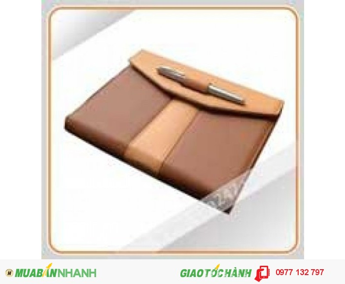 Chuyên cung  cấp, in các loại ví da, sổ da, ví name card, sổ note chất lượng