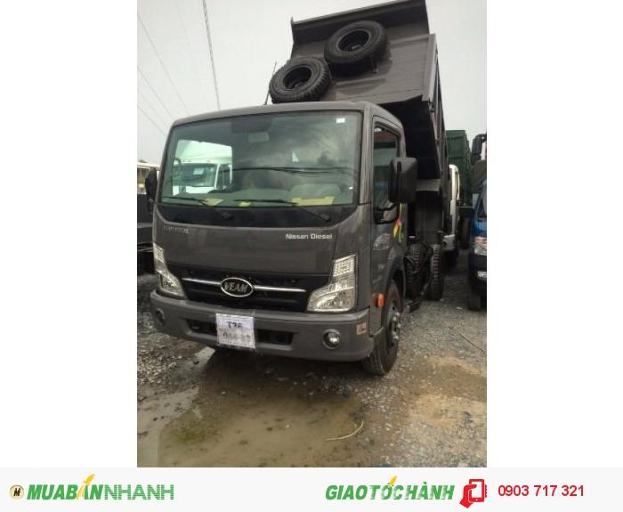 Xe Ben Veam VB650 - Xe Ben Nissan VB650 - 6T5