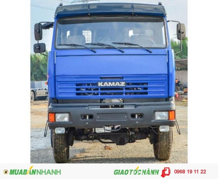 Xe Tải Thùng Kamaz 53228 Nhập Khẩu Mới 100%