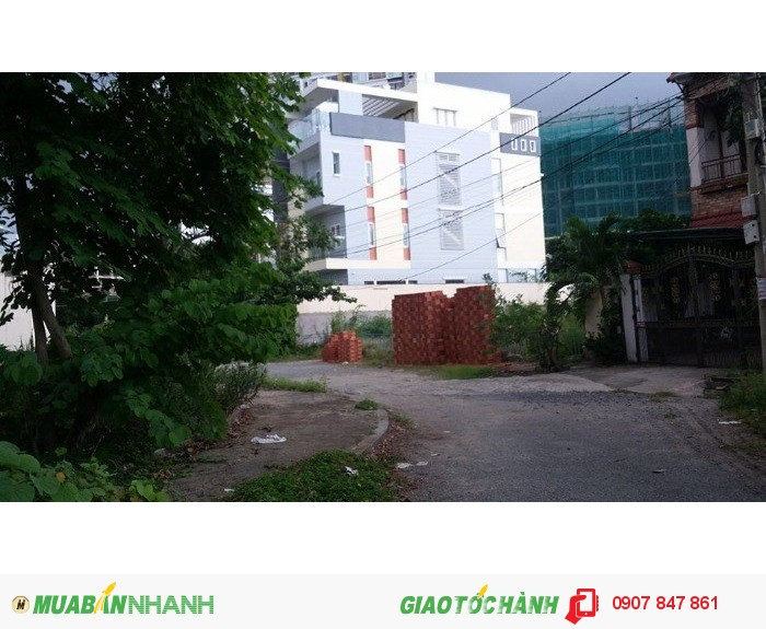Bán Gấp Lô Căn Góc Phú Thuận Hoàng Quốc Việt 10x28