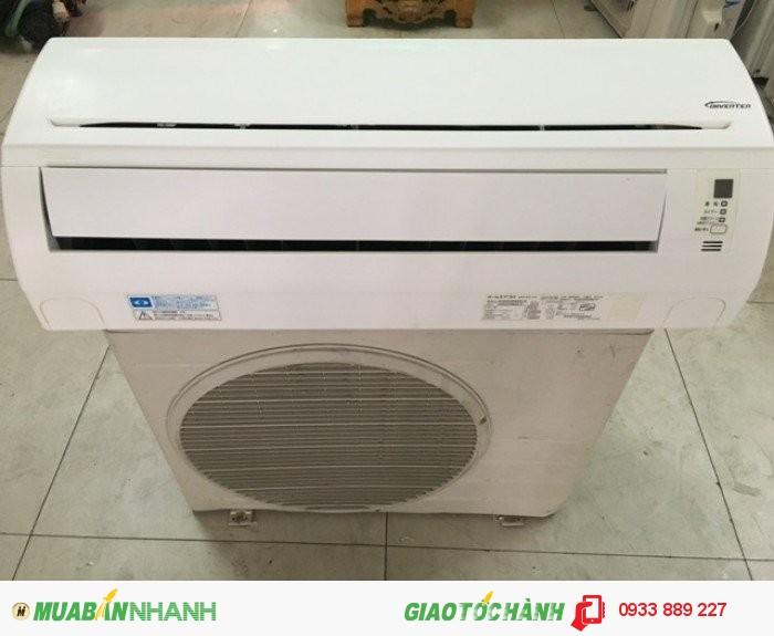 Bán máy lạnh Daikin 1.0hp hàng nội địa nhật inverter mới 90% giá rẻ3