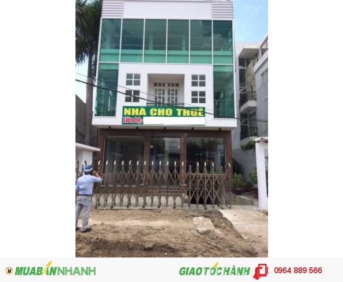 Cho thuê văn phòng MT Lương Đình Của, Quận 2