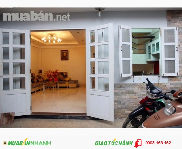 Bán Nhà đẹp 2 lầu Bùi Đình Túy, Q. Bình Thạnh - Hình thật