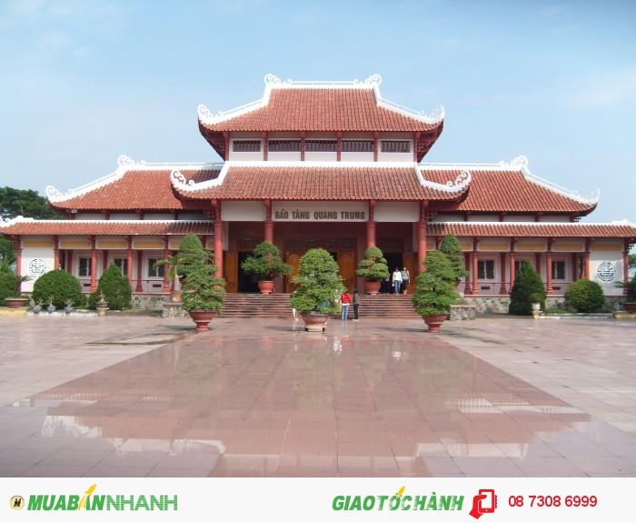 Điện thờ vua Quang Trung – Nguyễn Huệ