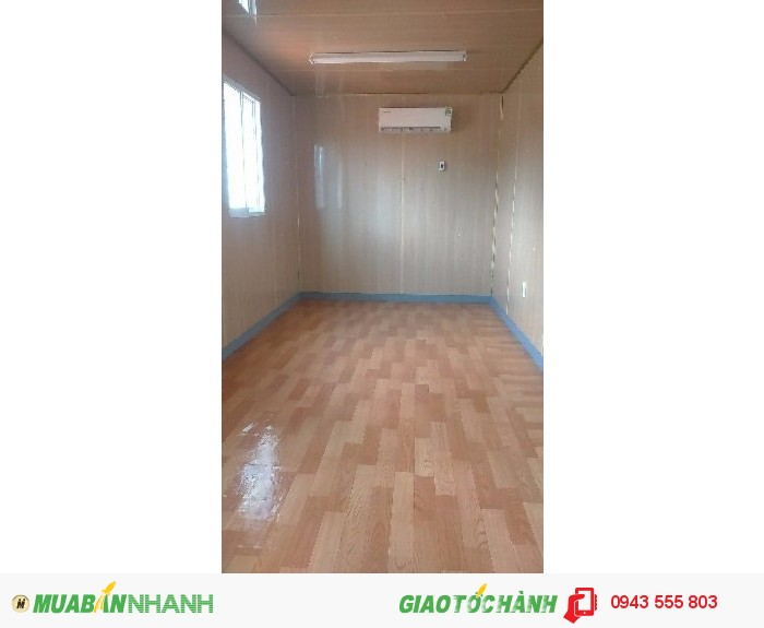 Container Văn Phòng Đẹp Giá Rẻ tại Quảng Nam