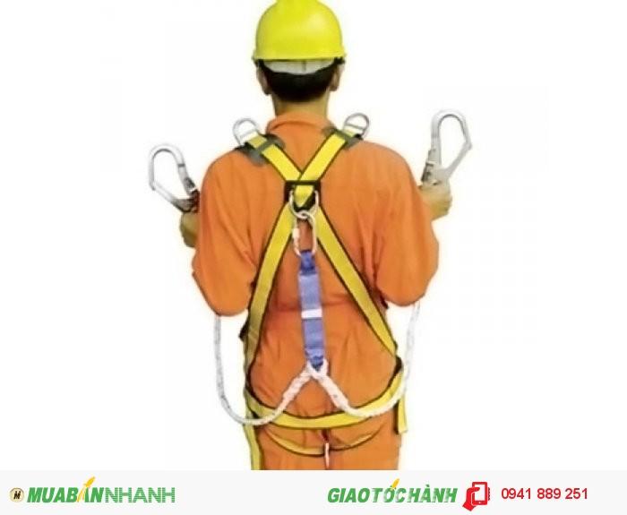 Dây bảo hộ toàn thân, dây an toàn toàn thân, dây bảo hiểm lao động toàn thân