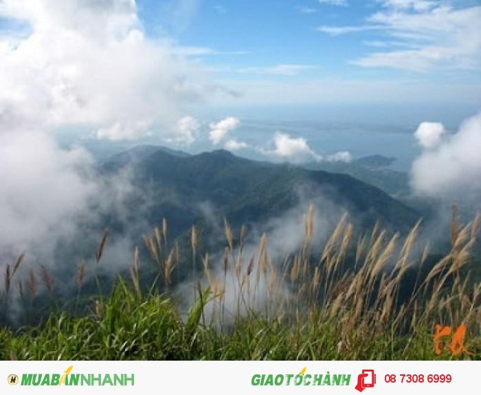 Vẻ đẹp của núi Bạch Mã xứ Huế