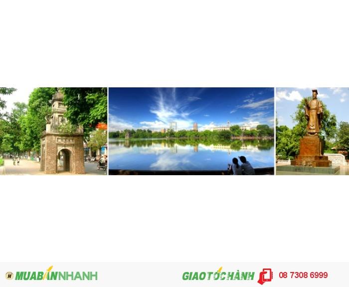 Hồ Gươm - trái tim của thủ đô Hà Nội