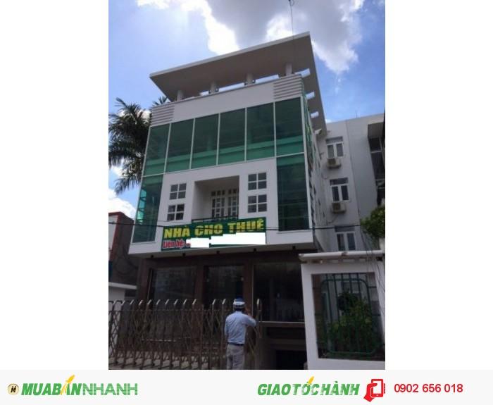 Chính chủ cho thuê văn phòng tại 133 - 135 đường Lương Định Của, giá 12tr/tháng, (miễn phí DV)