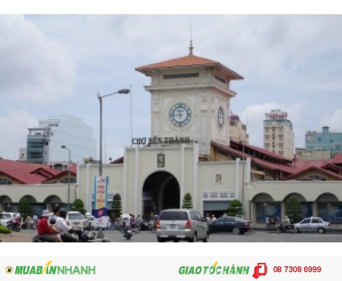 Đại lý đặt mua vé máy bay đi Sài Gòn giá rẻ