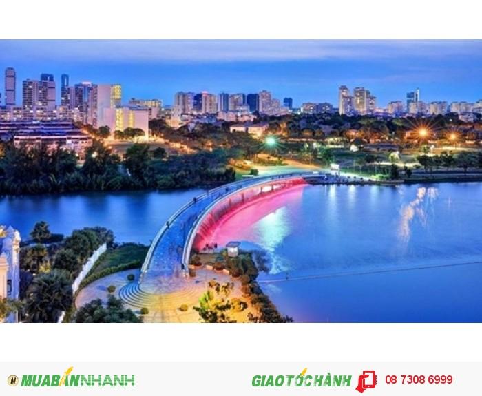 Đại lý cung cấp vé máy bay đi Sài Gòn giá rẻ