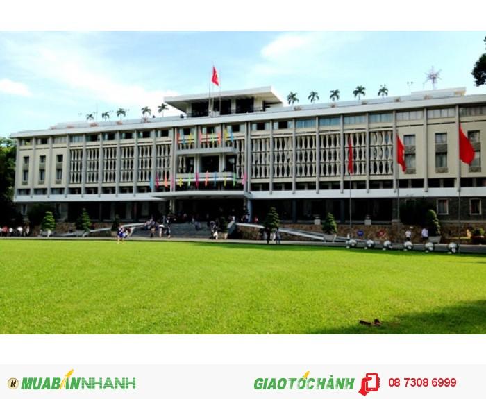 Bạn muốn đến Sài Gòn, hãy liên hệ với chúng tôi để được giá vé ưu đãi nhất